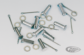 CHROME CLEVIS PINS