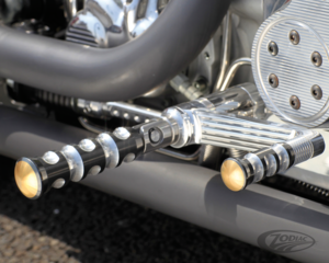 KEN'S FACTORY NEO FUSION FOOT & SHIFTER PEGS