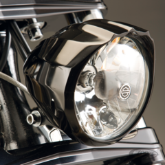 GIUNONE HEADLAMP HOUSING BY REBUFFINI