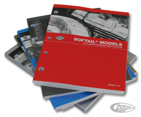 FACTORY PARTS CATALOGS