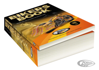 LE CATALOGUE ZODIAC BIKERS BOOK 50 EME ANNIVERSAIRE