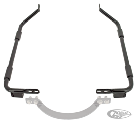 PHANTOM SADDLEBAG BRACKETS FOR TOURING MODELS