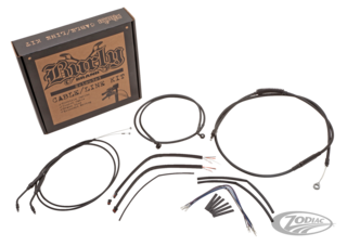 BURLY CONTROL CABLE, WIRE AND LINE KITS