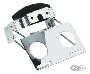 LICENCE AND TAILLIGHT BRACKET FOR WIDE GLIDE FXWG