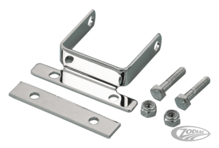 TWO PIECE COIL BRACKET