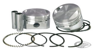 WISECO FORGED PISTON KITS FOR BUELL MODELS