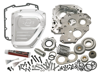 "S&S OIL PUMP SYSTEM FOR TWIN CAM ""A"""