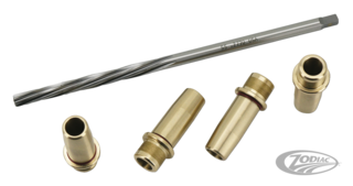 GUIDES DE SOUPAPES MANGANESE BRONZE PAR KIBBLEWHITE PRECISION MACHINING