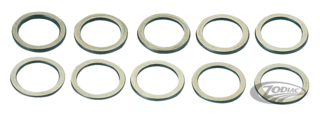 CAM GEAR SPACING WASHERS
