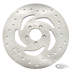 STOCK STYLE STAINLESS STEEL DISC BRAKE ROTORS FOR SPORTSTER