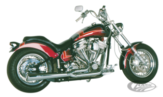 "ZODIAC'S ""WIDE-TAIL"" SOFTAIL STYLE FRAME"