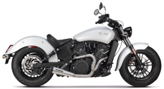 FREEDOM PERFORMANCE SHARKTAIL TRUE DUAL SYSTEMS FOR INDIAN