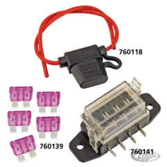 NAMZ ATO STYLE FUSES AND FUSE HOLDER
