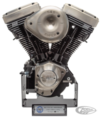 S&S CYCLE 60TH ANNIVERSARY V124 ENGINE