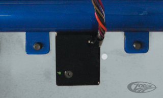 ADAPTOR UNIT FOR USE WITH MINI SWITCHES AND AUTO-CANCEL TURN SIGNAL UNITS