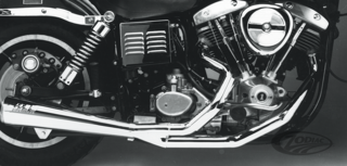 SUPERTRAPP EXHAUST SYSTEM FOR SHOVELHEAD
