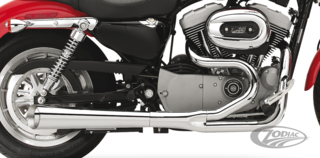KERKER 2-IN-1 SUPERMEGS FÜR SPORTSTER