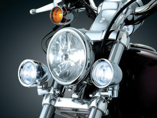 KÜRYAKYN CLAMP-ON FORK MOUNTED DRIVING LIGHTS