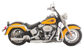 MUSTANG RUNAROUND SOLO FOR SOFTAIL
