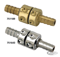 KUSTOM TECH IN-LINE FUEL VALVE