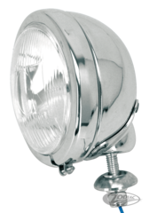 "CHROME 4 1/2"" SPOTLIGHT"