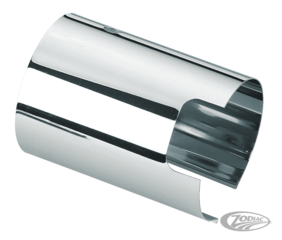 CHROME WRAP­AROUND GENERATOR COVER