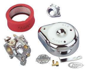 S&S SUPER-E AND SUPER-G CARBURETOR KITS