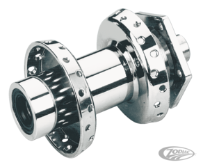 FRONT HUB SPOOL STYLE FOR SOFTAIL MODELS
