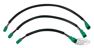 "THROTTLE WIRING EXTENSIONS FOR 2008 TO PRESENT ""FLY BY WIRE"" TOURING MODELS"