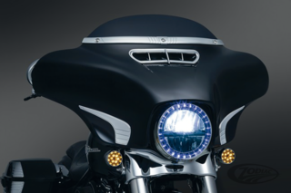 KÜRYAKYN TRI-LINE FAIRING ACCENTS FOR '14-'15 TOURING & TRIKE