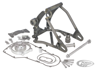 """WIDE-ASS"" SWINGARM KIT FOR LATE 1987 THRU 1999 EVOLUTION SOFTAILS"