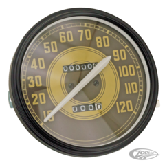 V-TWIN SPEEDOMETERS FOR FLATHEAD, SERVICAR & BIG TWIN