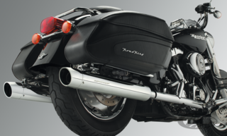 SUPERTRAPP SUPER ELITE SLIP-ON MUFFLERS