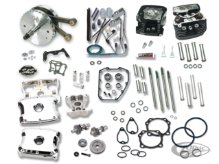 KITS S&S 106CI STROKER HOT SET UP POUR TWIN CAM