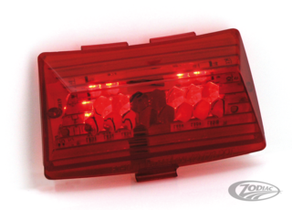 LED FENDER LIGHT UNITS