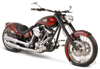 "TON PELS SIGNATURE ""NORTH SEA CRUISER"" RSD FRAME KIT FOR UP TO 300 REAR TIRES"