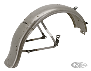 MILITARY STYLE REAR FENDER FOR 45CI MODELS