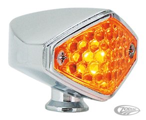 DIAMOND MARKER LIGHTS