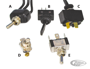 UNIVERSAL TOGGLE SWITCHES