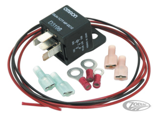 TWIN TEC IGNITION POWER RELAY KIT