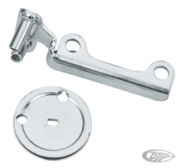 PUSH PULL BRACKET FOR SU CARBURETOR