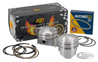 KEITH BLACK PISTONS