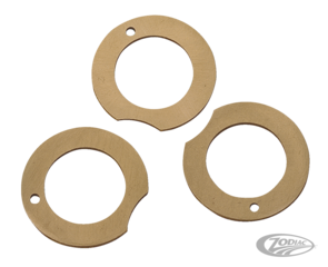 LEFT CASE ENGINE THRUST WASHER SET BIG TWINS