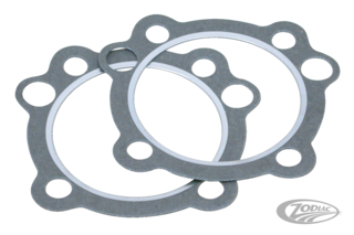 "ACCEL EVOLUTION BIG TWIN 3 5/8"" BIG BORE GASKETS"