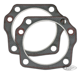 JAMES BIG BORE CYLINDER HEAD GASKETS FOR TWIN CAM