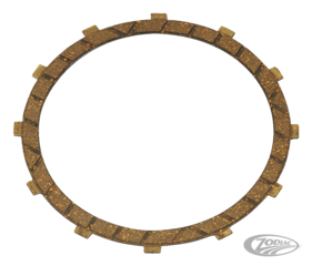 CLUTCH FRICTION PLATE FOR 1971- 1984 SPORTSTER