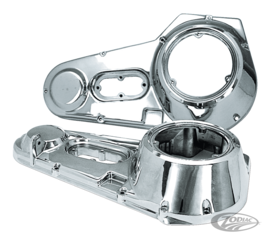 CHROME OUTER PRIMARY COVERS