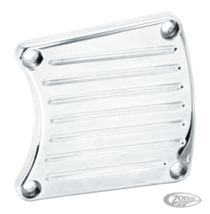 PRO-ONE CHROME INSPECTIONCOVERS FOR FXR AND FLT MODELS