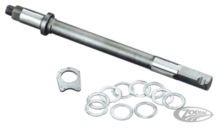 KICK-START SHAFT AND WASHERS FOR SPORTSTER