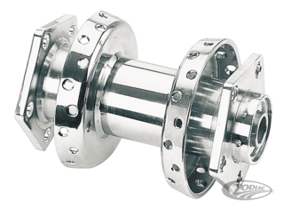 REAR HUB SPOOL STYLE FOR XL, FXR AND SOFTAIL MODELS